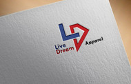 LiveDream Apparel Logo - Entry #283