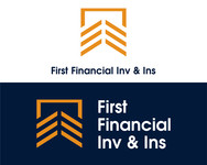 First Financial Inv & Ins Logo - Entry #42