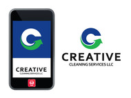 CREATIVE CLEANING SERVICES LLC Logo - Entry #34