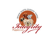 Integrity Puppies LLC Logo - Entry #121