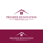 Premier Renovation Services LLC Logo - Entry #102