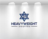 Heavyweight Jiujitsu Logo - Entry #127