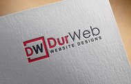 Durweb Website Designs Logo - Entry #3