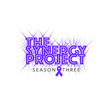 """The Synergy Project"" and place the word ""season three"" underneath in smaller front either as "" season 3"" or ""season three"" Logo - Entry #61"