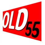 """""""OLD 55"""" - mid-century vintage furniture and wares store Logo - Entry #115"""