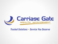 Carriage Gate Wealth Management Logo - Entry #146