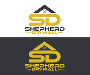 Shepherd Drywall Logo - Entry #83