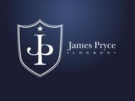 James Pryce London Logo - Entry #143