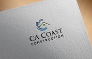 CA Coast Construction Logo - Entry #188
