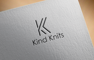 Kind Knits Logo - Entry #48