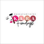 Kara Fendryk Makeup Artistry Logo - Entry #72