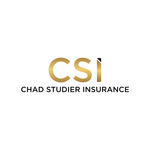 Chad Studier Insurance Logo - Entry #30