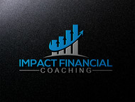 Impact Financial coaching Logo - Entry #25