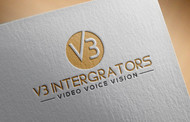 V3 Integrators Logo - Entry #48