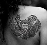 Shoulder Tattoo Logo - Entry #23