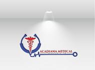 Acadiana Medical Transportation Logo - Entry #85