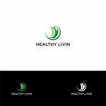 Healthy Livin Logo - Entry #501