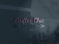 Drifter Chic Boutique Logo - Entry #213