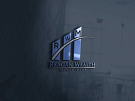 Reagan Wealth Management Logo - Entry #725