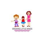Growing Little Minds Early Learning Center or Growing Little Minds Logo - Entry #99