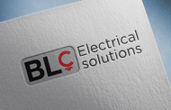 BLC Electrical Solutions Logo - Entry #210
