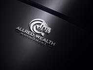 ALLRED WEALTH MANAGEMENT Logo - Entry #458