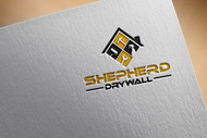 Shepherd Drywall Logo - Entry #90