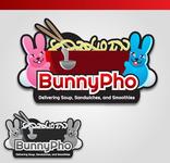Bunny Pho Logo - Entry #18