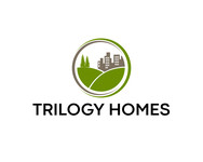 TRILOGY HOMES Logo - Entry #251