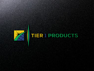 Tier 1 Products Logo - Entry #286