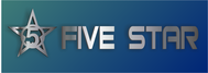 Five Star Logo - Entry #6