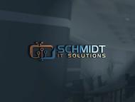 Schmidt IT Solutions Logo - Entry #25