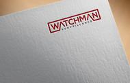 Watchman Surveillance Logo - Entry #276
