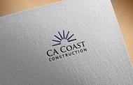 CA Coast Construction Logo - Entry #189