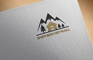 Shepherd Drywall Logo - Entry #41