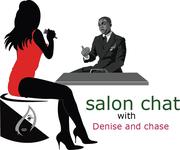 """""""Salon Chat"""" Logo - Entry #36"""
