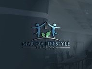 Marina lifestyle living Logo - Entry #23
