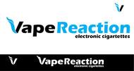 Vape Reaction Logo - Entry #91