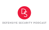 Defensive Security Podcast Logo - Entry #112