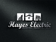 Hayes Electric Logo - Entry #29