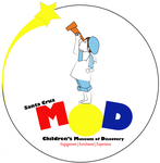 santa cruz children's museum of discovery  MOD Logo - Entry #33