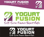 Self-Serve Frozen Yogurt Logo - Entry #52