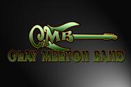 Clay Melton Band Logo - Entry #16