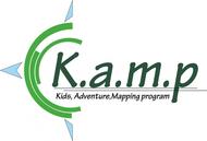 KAMPcoordinator : Kids' Adventure Mapping Program   Logo - Entry #3