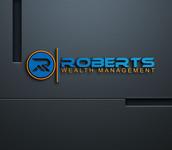 Roberts Wealth Management Logo - Entry #559