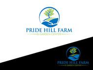Pride Hill Farm & Garden Center Logo - Entry #101