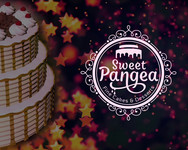 Sweet Pangea Logo - Entry #10
