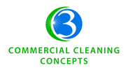 Commercial Cleaning Concepts Logo - Entry #80