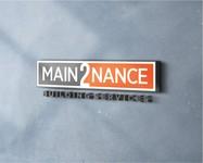MAIN2NANCE BUILDING SERVICES Logo - Entry #326