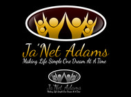 Ja'Net Adams  Logo - Entry #44